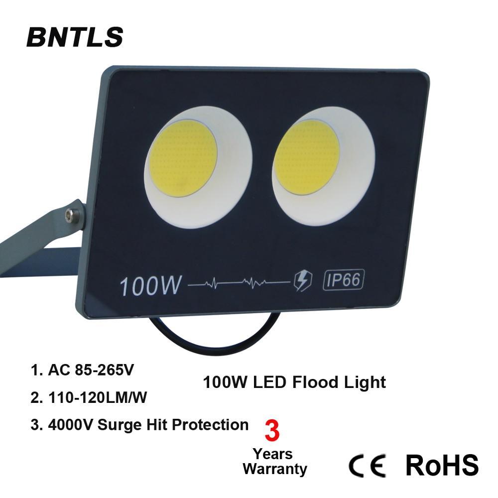 LED Flood Light 10W30W 50W 100W 150W Projector 110V 220V Outdoor
