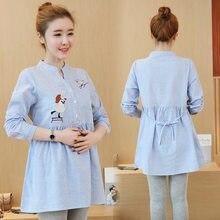 variedad de diseños y colores ahorre hasta 60% muy genial Promoción de Plus Tamaño Blusa De Maternidad Para Las ...