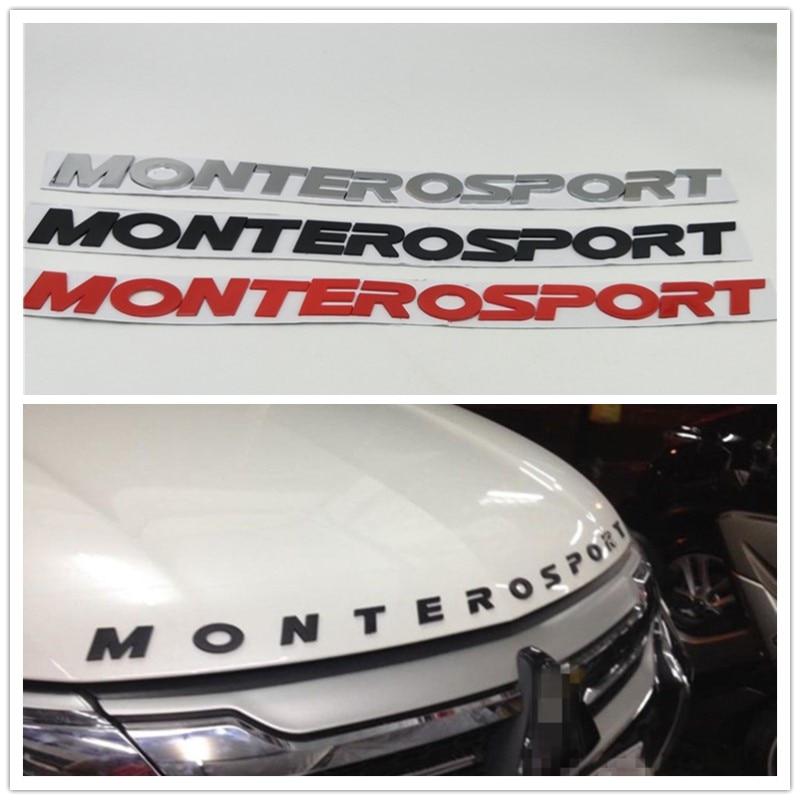 Передняя крышка Boonet логотип эмблема значок для Mitsubishi Pajero Montero Sport Monterosport Suv
