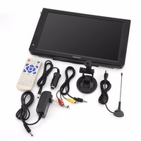 LEADSTAR 12inch Digital Home Television ATSC Portable TV 1080P HD HDMI Video Player For Car US