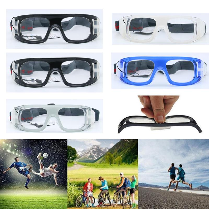 698ff006608 5 Colors Basketball Soccer Football Sports Glasses Protective Eyewear Bike  Goggles Elastic Eyewear Goggles Eye Safety Glasses-in Basketballs from  Sports ...