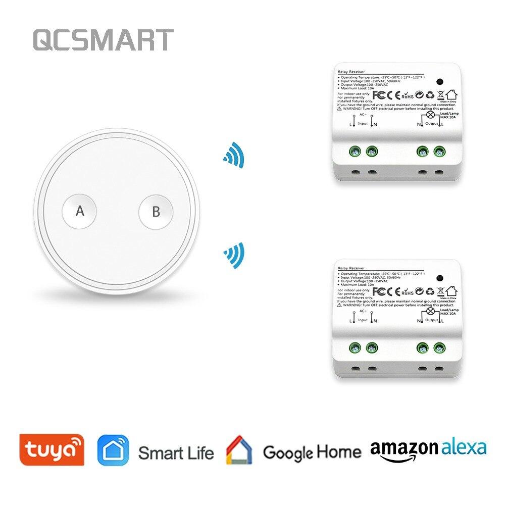 Hot Sale] Tuya Smart life app Control WiFi Light 86 EU