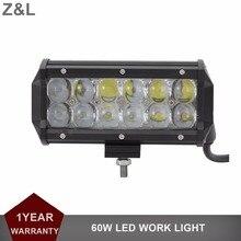 LED WORK LIGHT BAR 12V 24V