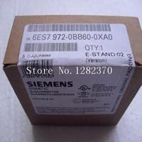 [SA] German original authentic special sales connector 6ES7 972 0BB60 0XA0 Spot