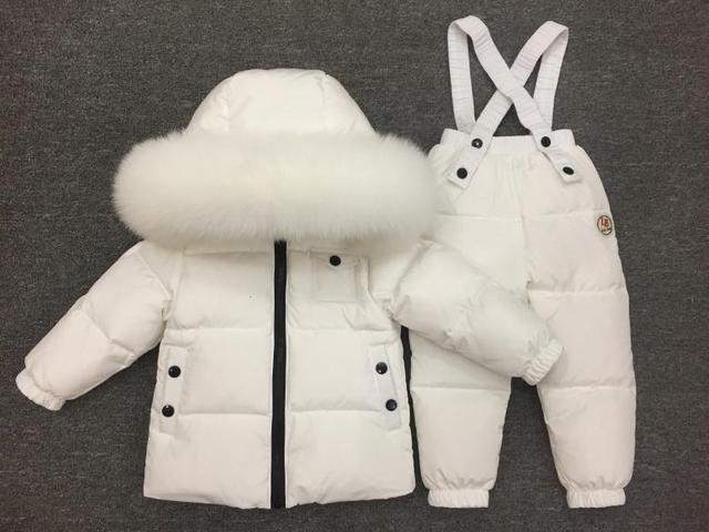 Russian Winter Down Suit...