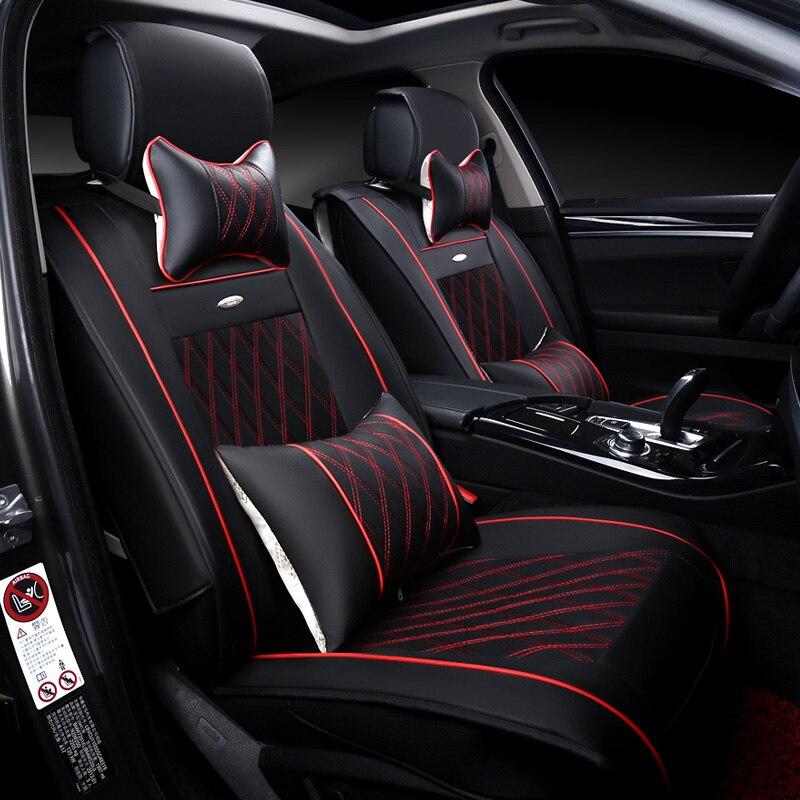 Car Seat Cover General Cushion For Toyota Camry Corolla RAV4 Civic Highlander Land Cruiser 200 Prius VersoSeries Pad