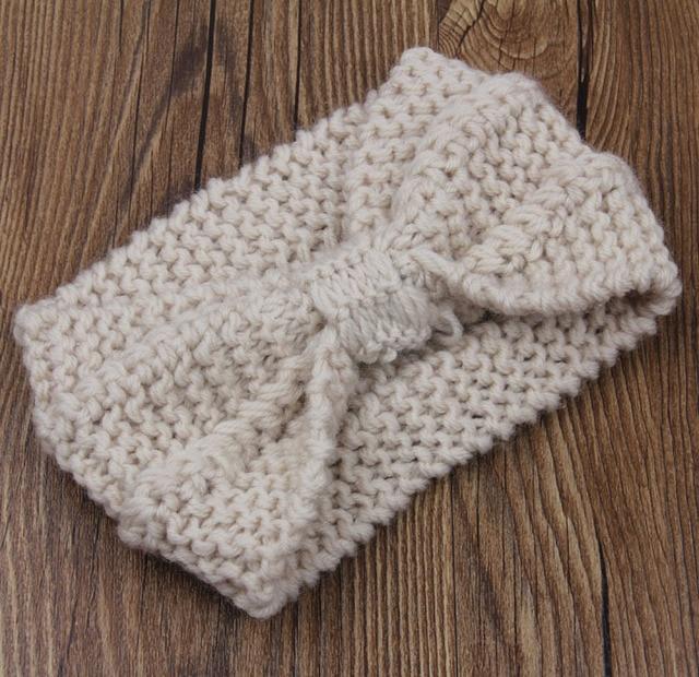Knitted Turban Headband Crochet Headband Pattern Women Hair