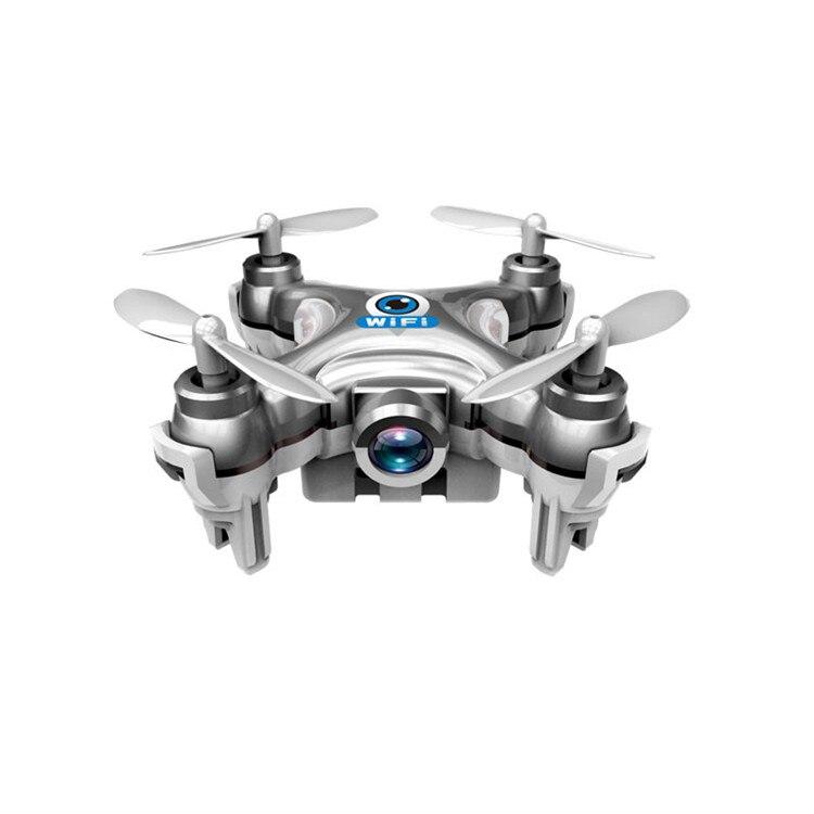 16 Cheerson CX-10W CX 10W Drone Dron Quadrocopter RC Quadcopter Nano WIFI Drone with Camera 7P FPV 6AXIS GYRO Mini Drone 15