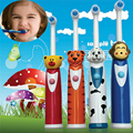 2016 Hot Sale General Motors Multi Adults Children Electric Toothbrush Sets Wholesale Oral Hygiene Baby Electric Toothbrushes