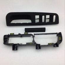 3 Pcs Black Color for VW Bora Golf 4 Interior Door Handle Lifter Switch Bracket Base Caps 1J1 867 179 3B1 867 171 E 3B0 867 175