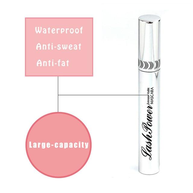 Menow New Makeup Curling Mascara Large-capacity False Eyelashes Waterproof Anti-sweat Anti-grease Cosmetic Eyes make up 3