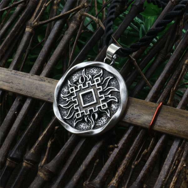 "Aliexpress Com Buy 2 In 1 Constellations Pendant Amulet: Aliexpress.com : Buy 1pcs Slavic Amulet ""Lucky Burdock"
