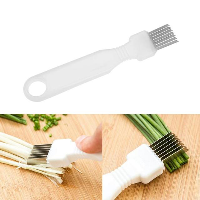 Stainless Steel Vegetable Choppers Onion Cutter Tool Kitchen Knife Home Kitchen Accessories