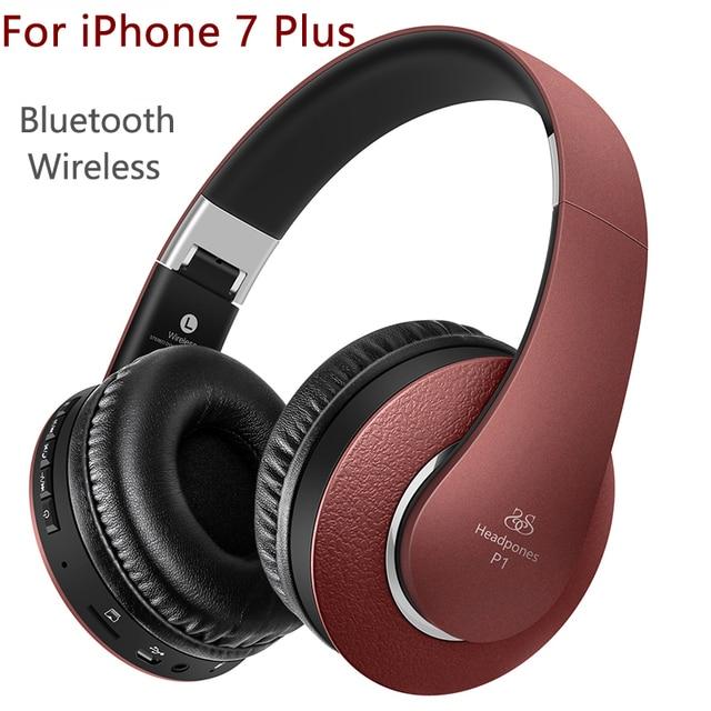 Casque Avec Micro Pour Iphone 7 Plus écouteur Sans Fil Pour Tv