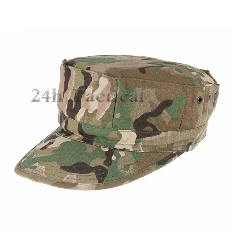 Men/'s Army Camouflage Camo Combat Soldier Patrol Hat Baseball Cap
