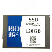 Original Reboto SSD 120GB Solid State Disk Hard Drive SATA III Internal Solid State Drive Hard Disk For Laptop PC Desktop