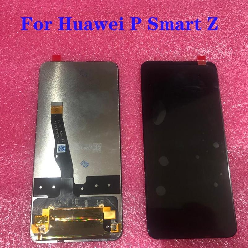 6.59 pouces lcd d'origine pour Huawei P Smart Z STK-LX1 écran LCD écran tactile numériseur assemblage kit de réparation de téléphone portable + outils