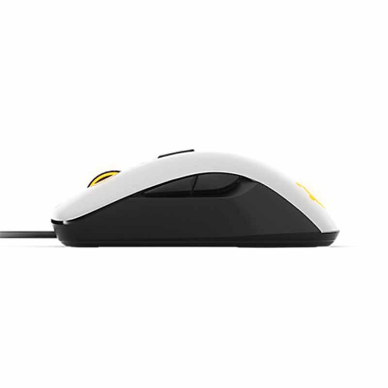 Steelseries の RIVAL106 ゲームマウス有線マウスミラー RGB バック光電ゲーミングマウス笑 CF
