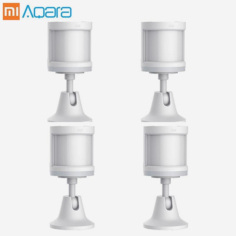 Aqara Motion Sensor alarm ZigBee movement pir wifi Wireless Connection motion detector apple homekit xiaomi mi
