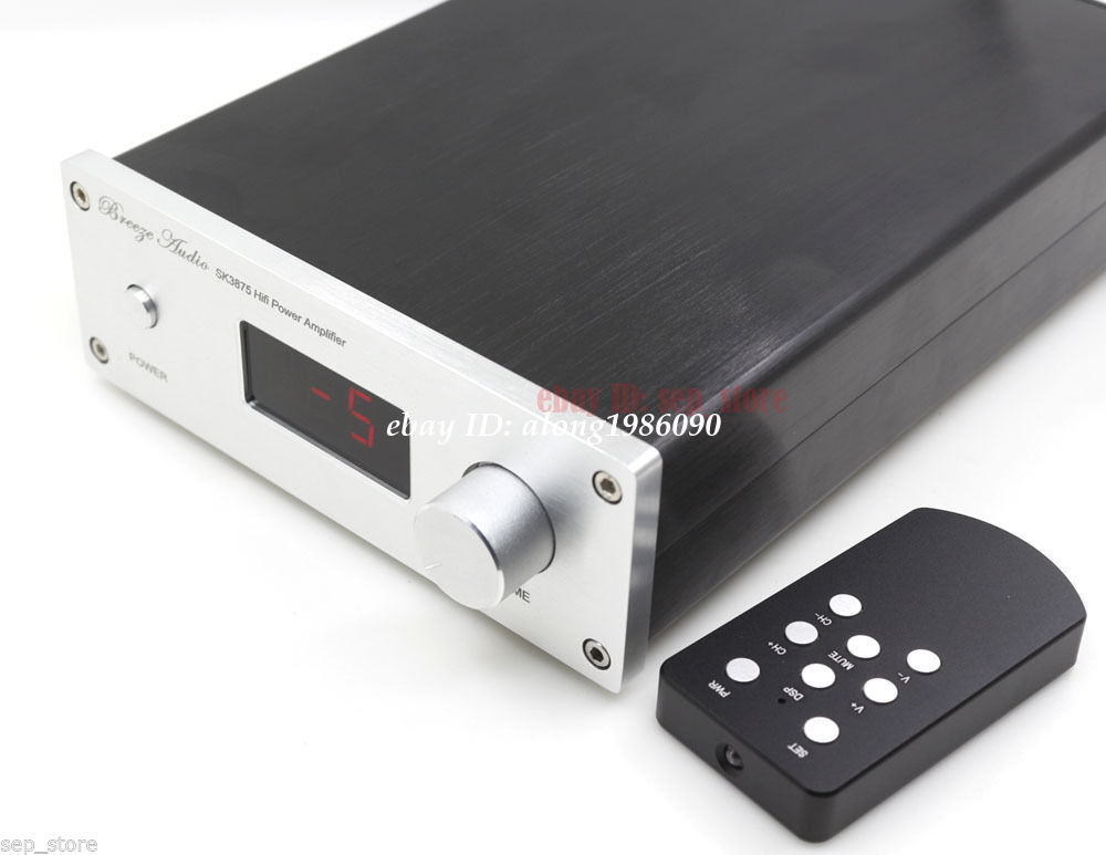 Finished HIFI PGA2311 Remote Volume Controller Preamplifier 4 Way Input hi endcs3310 remote preamplifier stereo preamp with vfd display 4 way input