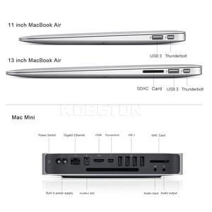 Image 4 - Kebidu 10 sztuk/partia dla portu wyświetlacza Thunderbolt Mini DisplayPort kabel adaptera DP do HDMI dla Apple Mac Macbook Pro Air Notebook
