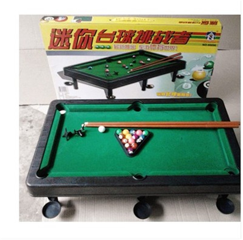 Mini Desktop Pool Table Portable Pool Table Kids Educational Toys Childrenu0027s  Billiard Table Game Table Recreation Equipment In Snooker U0026 Billiard Tables  ...