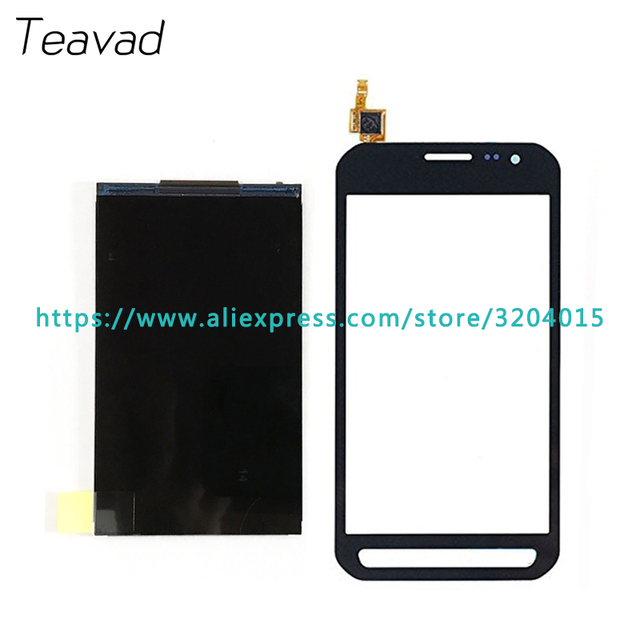 quality design 3bd0c d5dee Replacement part 4.8'' For Samsung Galaxy Xcover 3 G388 G388F LCD Display  Screen and Touch Screen Digitizer Sensor-in Mobile Phone LCDs from ...