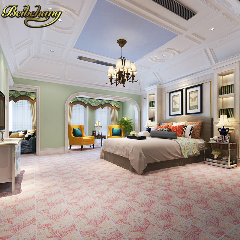 Aliexpress Buy Beibehang 11 PCS Flooring Leather Self Adhesive Floor Thicker Wear Resistant Bedroom Plastic 3d Tiles Wallpaper From