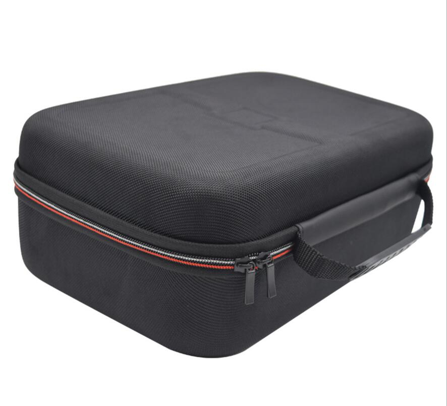 Купить с кэшбэком NS Switch Portable Shell Carrying Case Storage Travel Hand Big Bag w/Multiple Compartments for Nintendo Switch NS Anti-shock