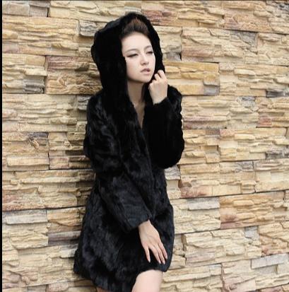 Femme Veste Fausse Manteau 2018 Outwear Femmes D'hiver La Fluffy Plus Fourrure Moelleux Faux Z58 De Taille Artificielle CSf4nqqw