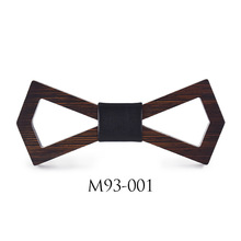 Wooden Bow Tie  Wood Bow Tie Classic Wedding Wooden Bow Tie for Men premium handmade wooden bow tie for men