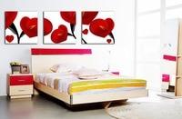 Лидер продаж 3 предмета в комплекте Современная печать холст Home Decor Wall Art Картина оптом и пользовательские падения корабль welomed