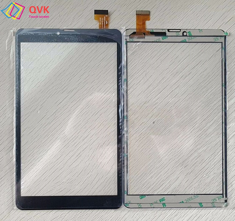 New 8 Inch For Digma Plane 8522 3G PS8135MG Tablet Touch Screen Touch Panel Digitizer Glass Sensor Replacement new touch screen digitizer for 8 inch prestigio muze pmt3708 3g pmt3708d tablet touch panel sensor replacement parts