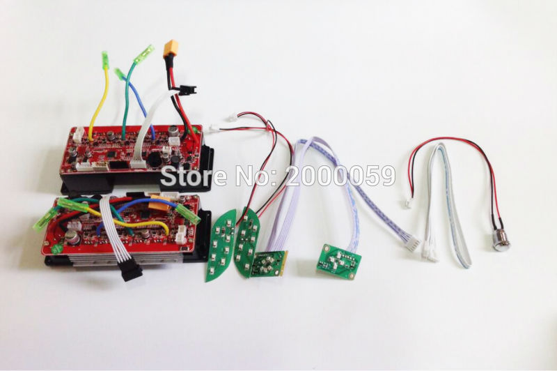 Main Circuit Control Board 6 5inch 8inch 10inch Replacement For Self Balancing Scooter Hover Board