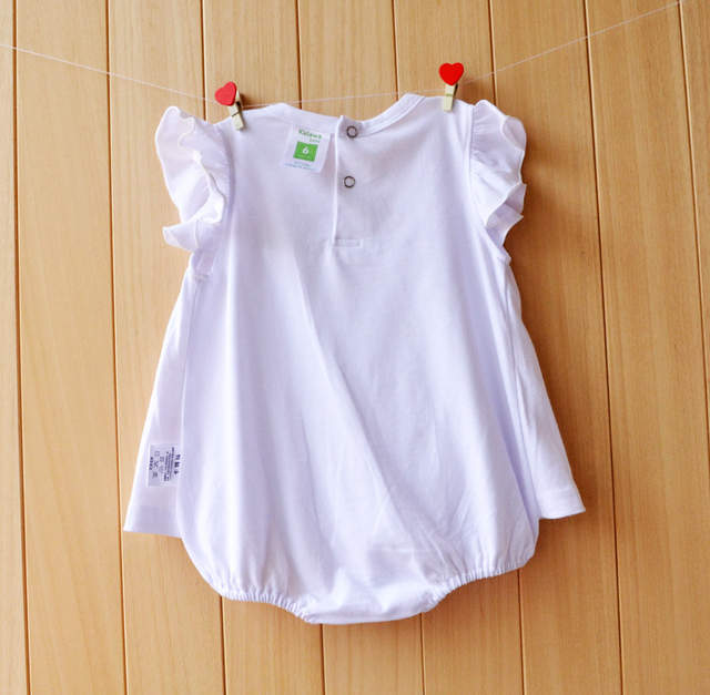 8df545ba0e0 Online Shop Baby Girl Rompers Summer Girls Clothing Sets Roupas Bebes  Flower Newborn Baby Clothes Cute Baby Jumpsuits Infant Girls Clothing