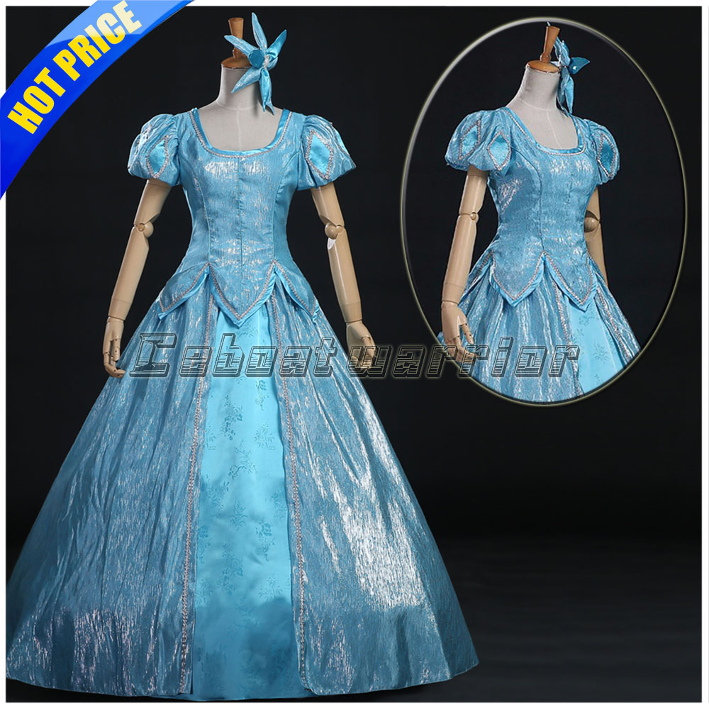 The Little Mermaid  Princess Ariel Dress Mermaid Cosplay Costume  Custom made