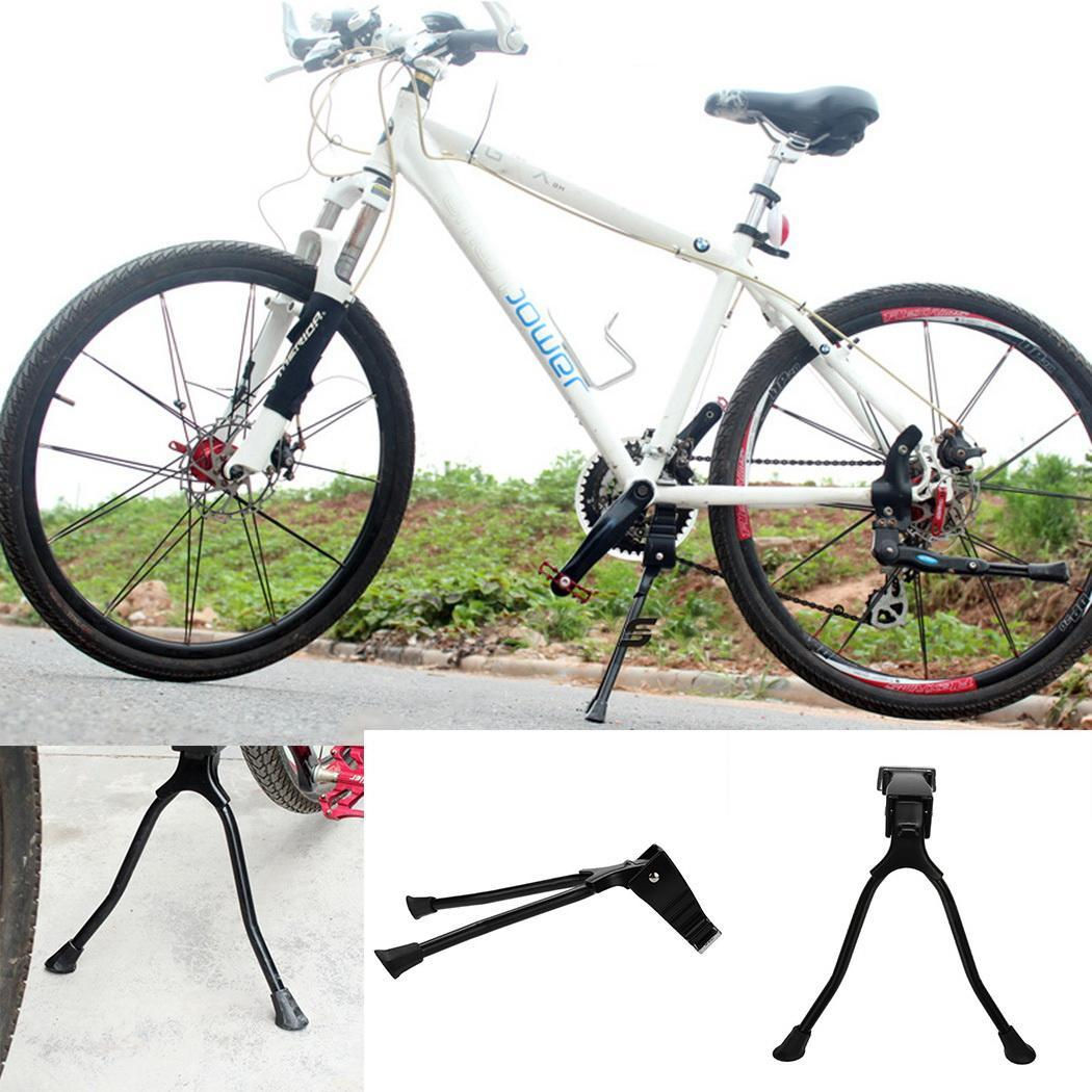 Cycling Bicycle Parts 26 Inch Bike Stand Mountain Kickstand Mtb Leg Side Kick Double For