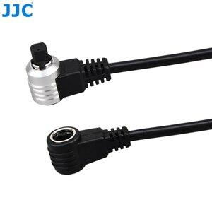 Image 4 - JJC uzaktan uzatma kablosu kablosu Canon EOS 5D Mark III II 6D 7D Mark II 1D Mark II III IV 1Ds Mark II 5DS R değiştirin ET 1000N3