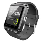 2018 Hot sale U8 Smartwatch Bluetooth Watch Smart Wrist Watch Phone Mate Passometer For Android iOS iPhone Samsung HTC