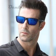 2019 Hot Sale Women Polarized Sunglasses For Men Square Black Night Vision Male Driving Gafas De Sol UV400 Goggles