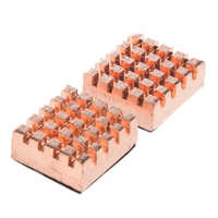 RHS-03 Copper Heat Sink for DDR DDR2 DDR3 RAM Memory Cooler