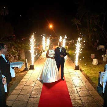 400w Cold Spark Firework Machine Effect machine For Wedding Celebration Party Spark Fountain Sparkular Machine SX-CL-2012
