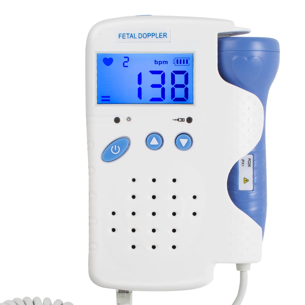 все цены на Fetal Doppler 3MHz with LCD Display Shipping from USA
