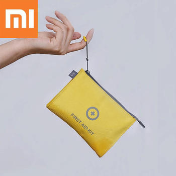 Xiaomi Miaomiaoce Portable EDC First Aid Kit Emergency Survival Bag Medical Rescue Pack Outdoor Travel 3