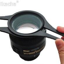 Kit de ferramentas de remoção da chave do filtro da lente da câmera para 37 43 46 49 52 55 58 62 67 72 77 82 86 95mm mcuv uv cpl nd filtros