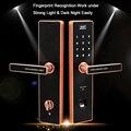 Eseye цифровой электронный замок  умный замок  безопасный умный дверной замок  биометрический дверной замок с отпечатком пальца  RFID разблокир...