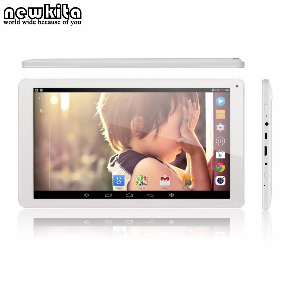 10 inch Quad Core Tablet PC Allwinner A33 ROM 32G Android 4.4 Bluetooth Dual Camera Wifi HDMI Tablet 7 8 9