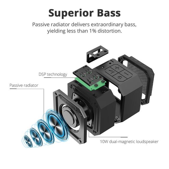 Bluetooth Waterproof Portable Speaker 3