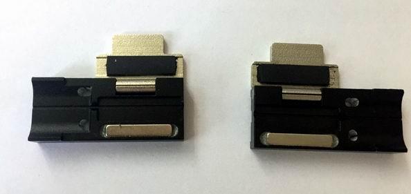 FSM-12S FSM-21S için Simplex fiber tutucu FSM-60S FSM-80S Optik - İletişim Ekipmanları - Fotoğraf 1