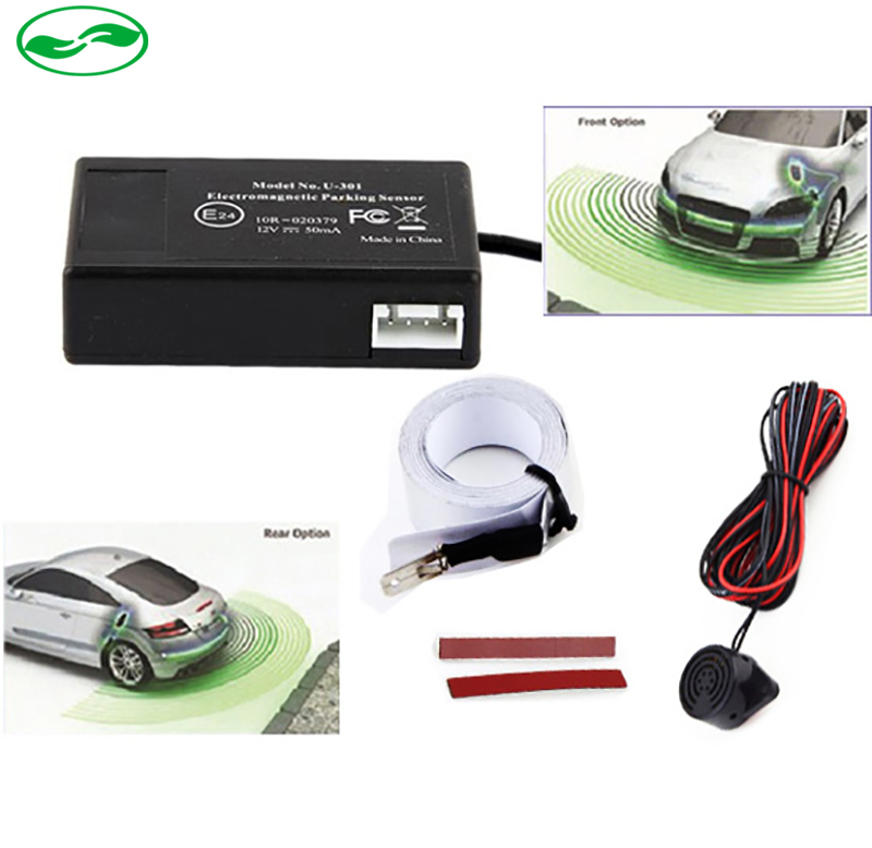 Simple Car Parking Sensor Simple Car Parking Sensor Circuit